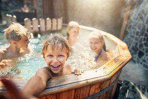 Por qué hay espuma en el agua en jacuzzi