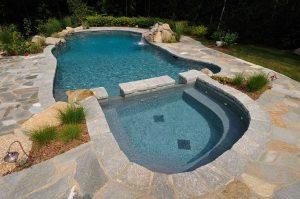 🔵 Mantenimiento del spa del jardín